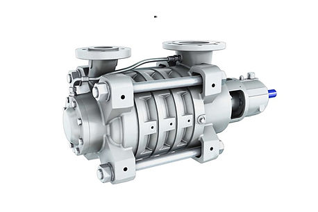 BB4 - Medium pressure Stage Casing Pump