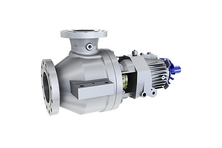 OH2 - Single Stage  Multiphase Pump