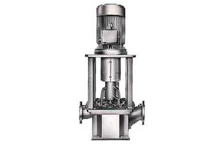 Block Design Volute Casing In-line Pump