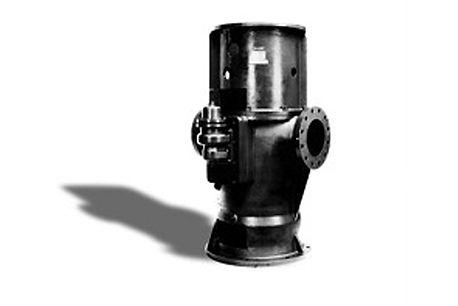 Vertical Self-priming Twin Screw Pump with Shaft bearing