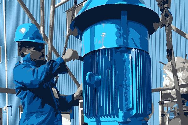 BCU Pump Service