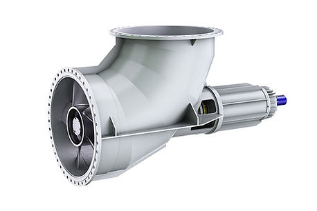 Low Head Axial Flow Pump