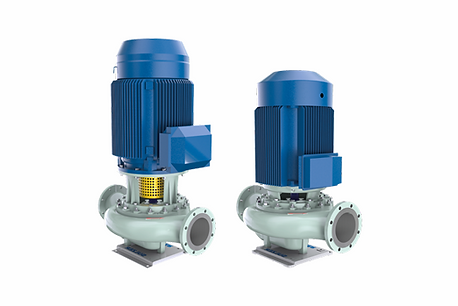In-line Single Stage Centrifugal Pump