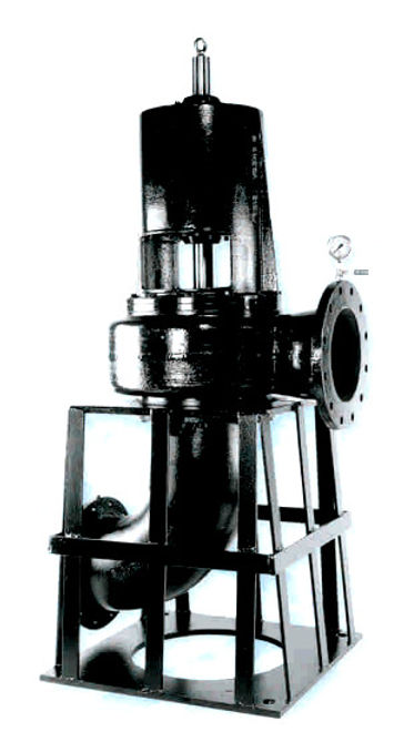 Vertical Surface Pump