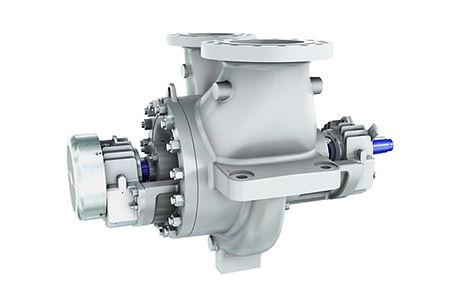 BB2 - Between Bearings Single Stage Pump