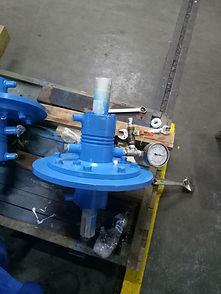 BCU Bulkhead Seal Fabrication