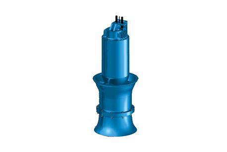 Submersible Axial Bowl Fish Pump