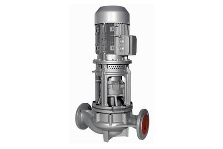 High Temperature In-line Design Volute Casing Pump