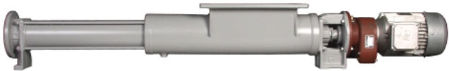 Block Mounted Rectangle Suction Single Screw Pump
