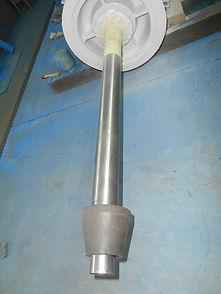 BCU Pump Part Production