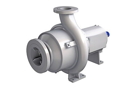 End Suction Two Stage Process Pump