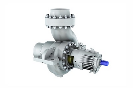OH2 - Reinforced Horizontal Volute Process Pump for Nuclear applications