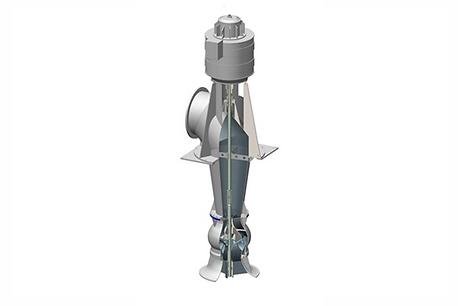 VS1/VS6 - Vertical Turbine Pump