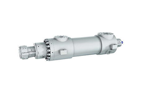 OH2 - High power Flange-less Multiphase Pump