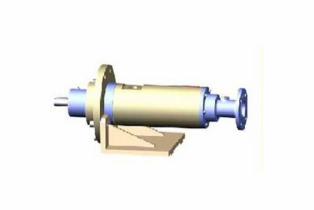 High Pressure Triple Screw Pump