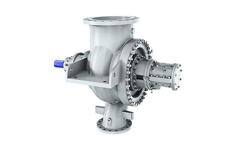 BB2 - Double Suction Volute Pump