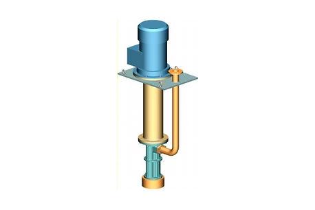 Vertical Submersible Triple Screw Pump