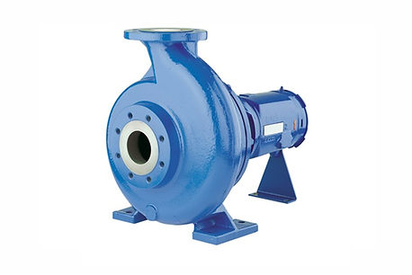Non-clogging End Suction Single Stage Centrifugal Pump