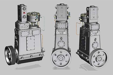 Vertical Type Compressor