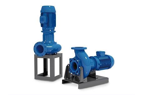Dry Installation Sewage Pump