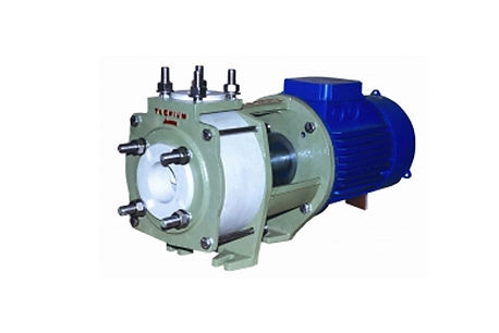 Direct Coupled Plastic Motor Pump