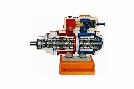 Medium Pressure Triple Screw Pump