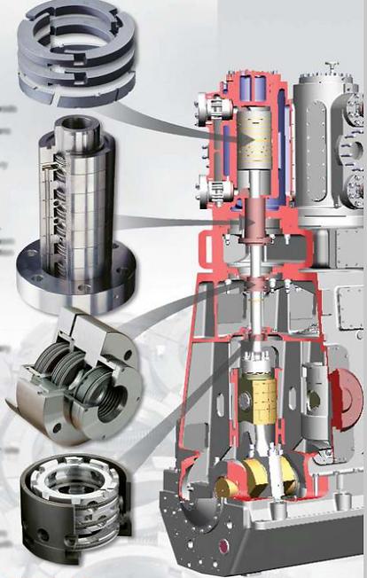 BCU Compressor Parts