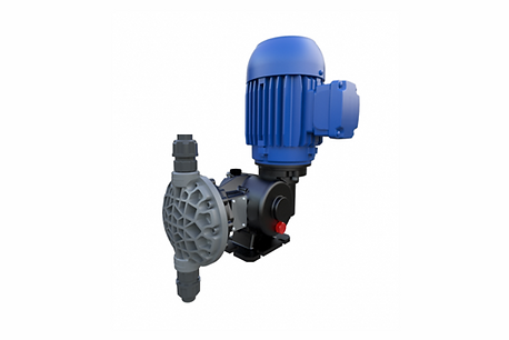 Mechanical-return Diaphragm Dosing Pump