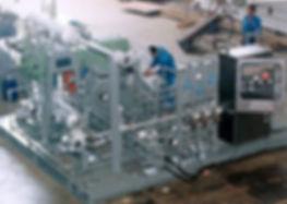 BCU Compressor