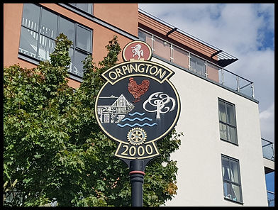 Orpington, Kent