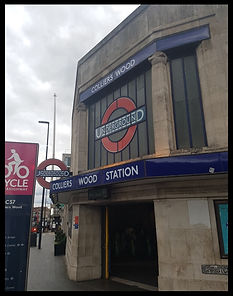 Colliers Wood, SW19