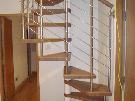 Are Spiral Staircases suitable for Loft Conversions?