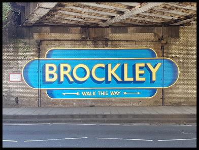 Brockley, SE4