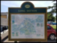 Long Ditton Surrey Sign