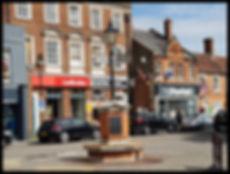 Bagshot Surrey Landmark