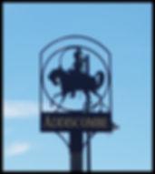 Addiscombe Surrey sign