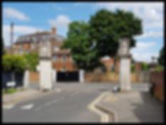 Weybridge Surrey Landmarks