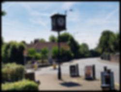 Merstham Surrey Landmark