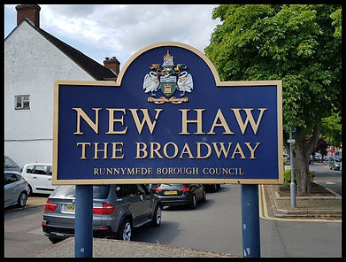 New Haw