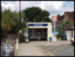 Stoneleigh Surrey Station