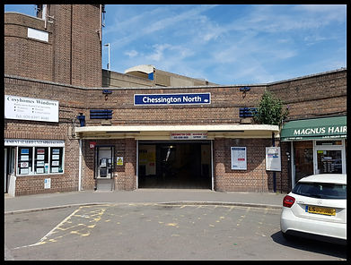 Chessington, Surrey
