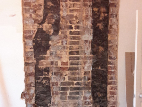 Removal of a Chimney Breast as part of a Loft Conversion