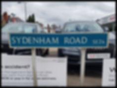 Sydenham London SE26 Sign