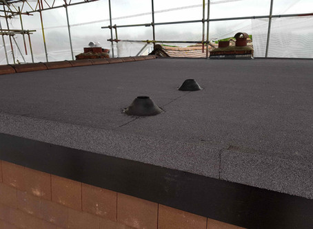 Flat Roofs for Dormers of Loft Conversions - Felt, Fibreglass GRP or Rubber?
