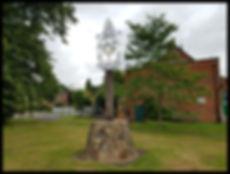 Pirbright Surrey Landmark
