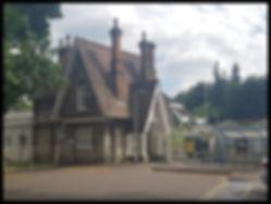 Kenley Surrey Station