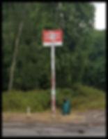 Esher Surrey sign