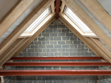Stages of a Loft Conversion