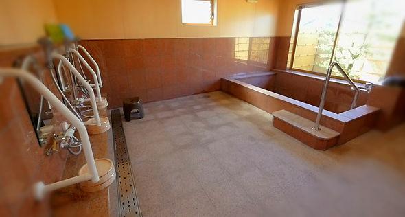 元気の湧 のぞみの杜 施設内部(浴室)