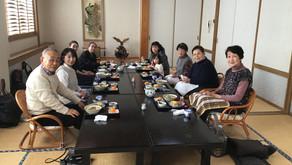 ☆オレンジの会(家族介護者の交流会)食事会